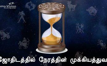 வேத ஜோதிடம் - FREE Astrology Lessons