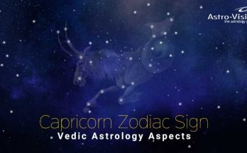 Capricorn - Vedic Astrology