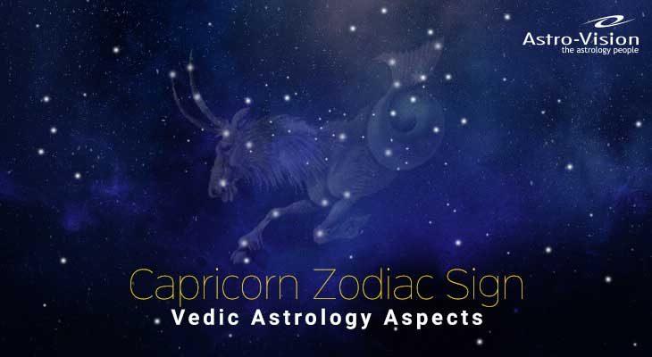 Capricorn - Vedic Astrology