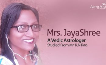 JayaShree - Vedic Astrologer