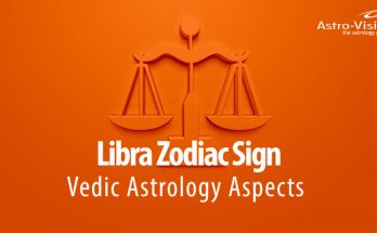 Libra Zodiac Sign - Vedic Astrology