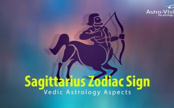 Sagittarius Zodiac Sign - Vedic astrology