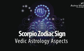 Scorpio Zodiac Sign - Vedic Astrology