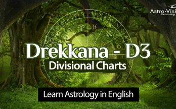 Drekkana - Vedic Astrology