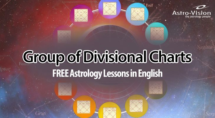 Divisional Chart Groups - Vedic Astrology