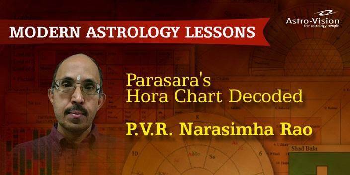 Modern Astrology - Parasara Hora Chart