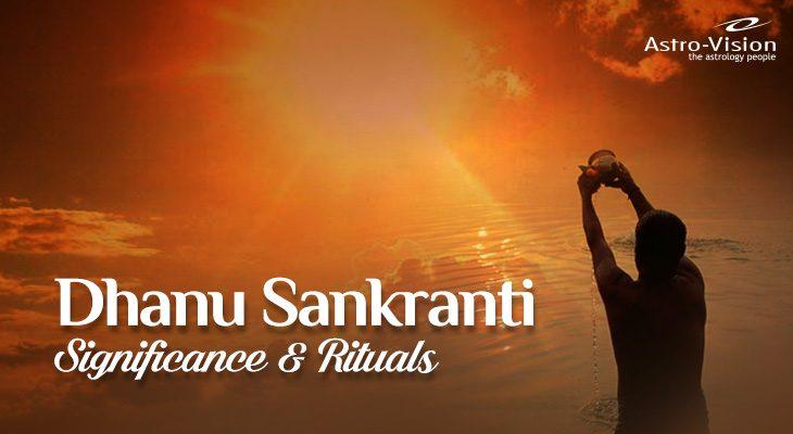 Dhanu Sankranti - Hindus Festival