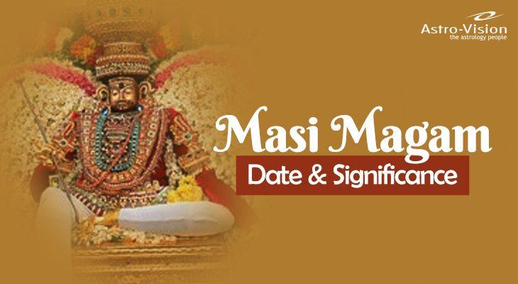 Masi Magam - Hindus Festival 2021